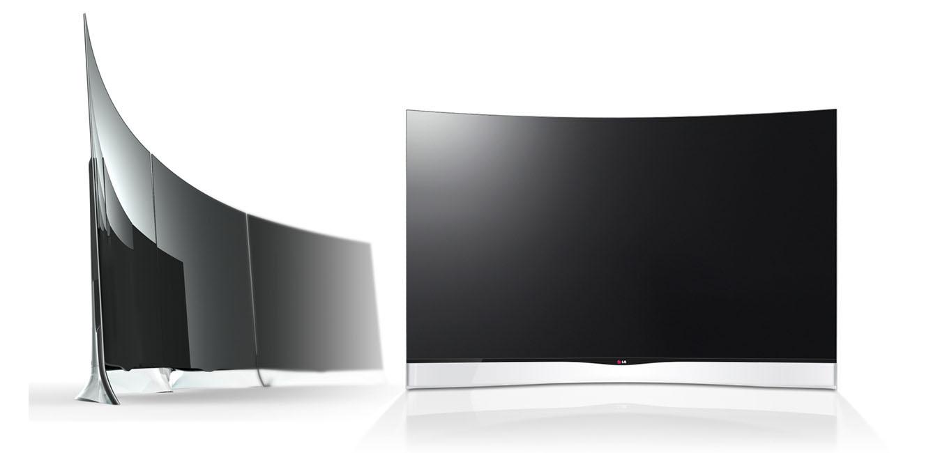 Особенности работы изогнутого телевизора