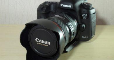 Проверяем фотоаппарат перед покупкой