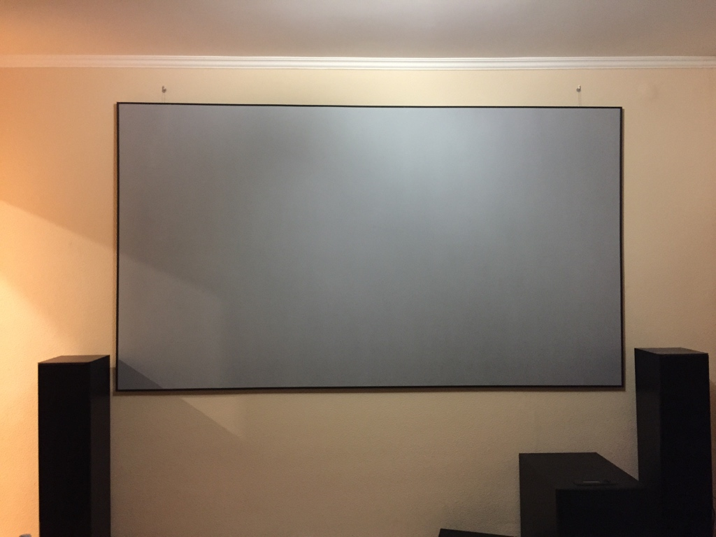 Экран для проектора как выбрать