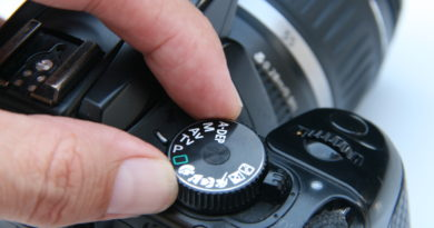 Как выбрать выдержку на фотоаппарате