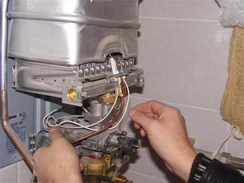 Что делать если не срабатывает газовый клапан на газовой колонке как проверить и починить
